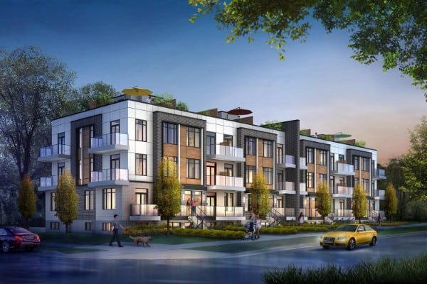 EVO Condos and Townhomes Toronto