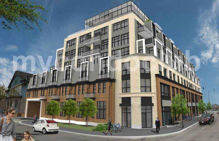 227 Gerrard Street East Condos
