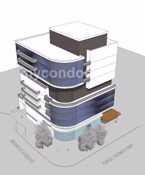 Ava Luxury Residence Condos Toronto