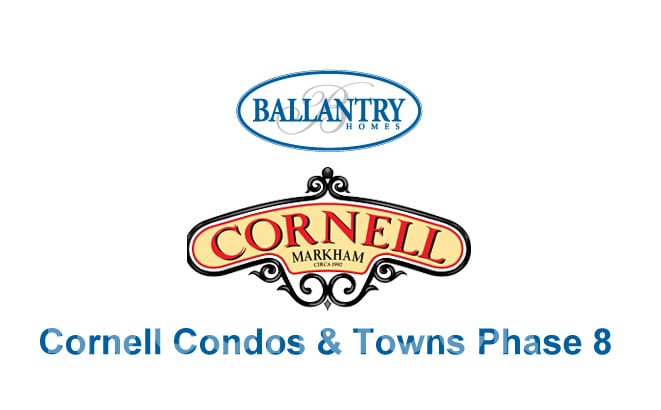 Cornell Condos & Towns Phase 8