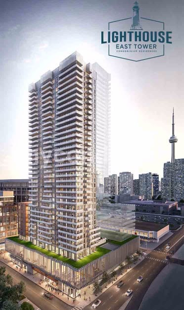 Pre-construction Condo at 13 Richardson St, Downtown Toronto ON, M5A 3Y5 Development By The Daniels Corporation