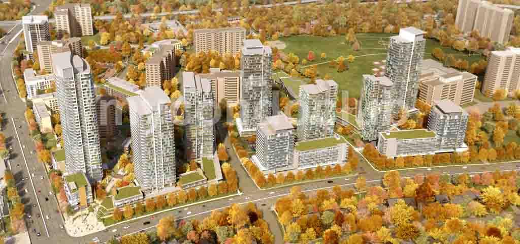 The Peak At Emerald City Condos Toronto