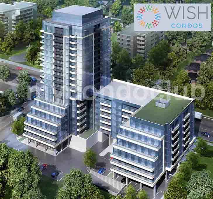 Wish Condos Scarborough