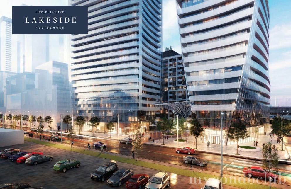 Lakeside-Condos-Street-View215LakeShoreBlvdE-condosmycondoclub