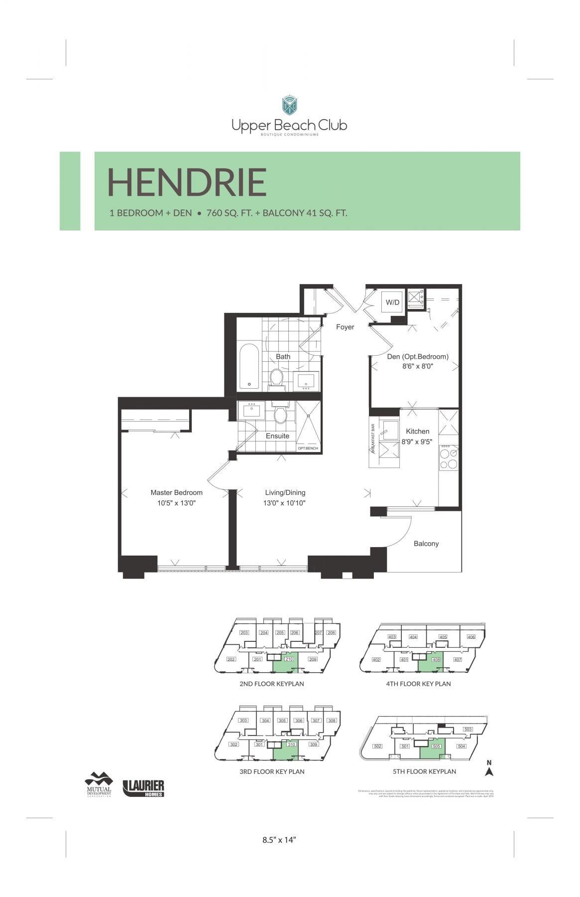 Hendrie Floor Plans JPG