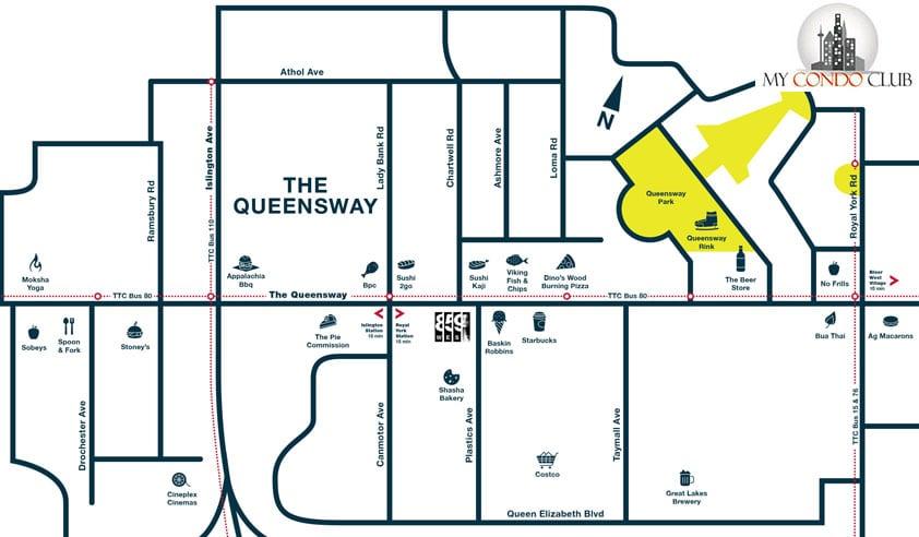 859westqueenswaycondos-Map-859etobicoke-mycondoclub-latch-firstavenue-properties