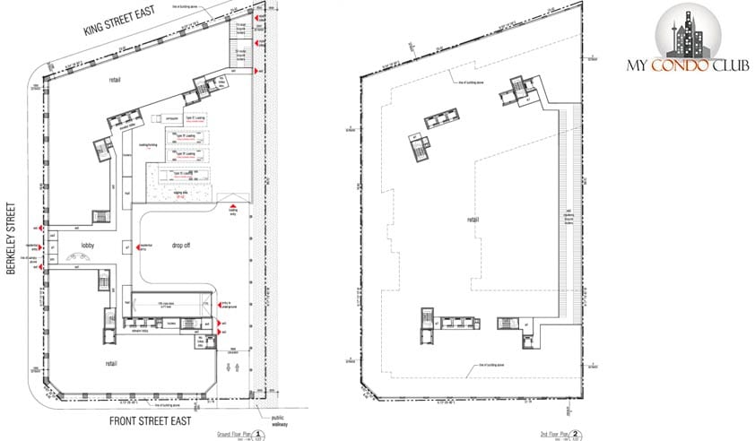 250FrontStreetEastCondos-greenparkhomes-torontonewhome-development2018mycondoclub