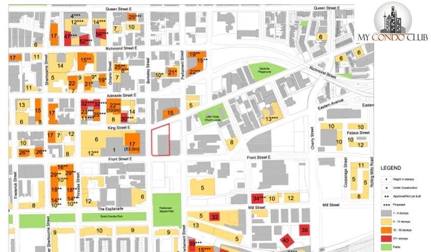 250FrontStreetEastCondos-greenparkhomes-torontonewhomes-development2018mycondoclub