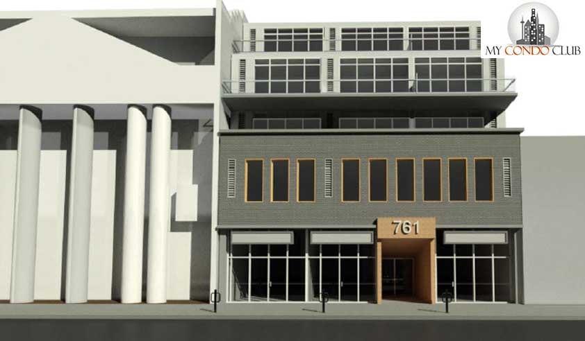 763 Queen Street East Condos