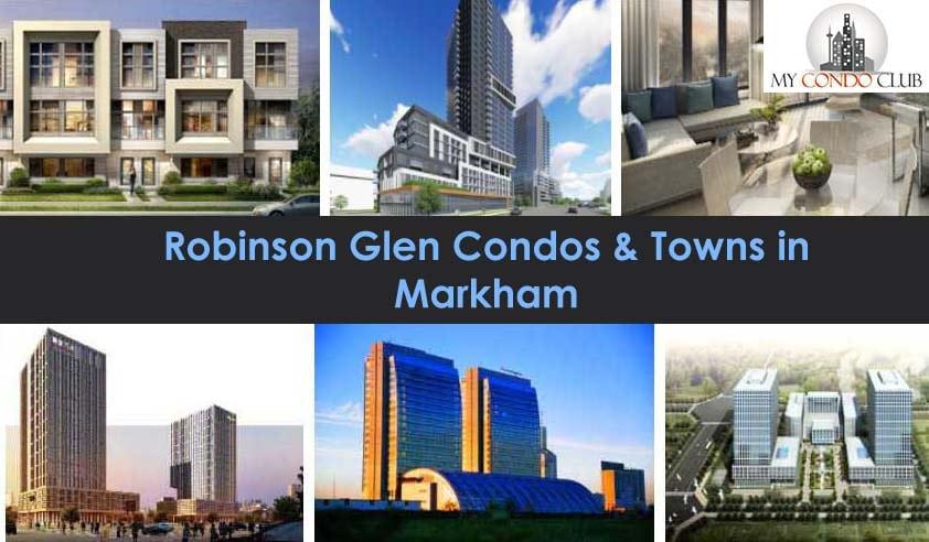 Robinson Glen Condos Towns