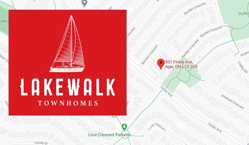 lakewalktowns931FinleyAve-ajax-map-yourhomedevelopments-community-condominiumcondo-newhomes2021mycondoclub